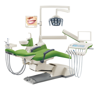 GD-S600 Dental unit with Italy Tecnodent chair