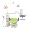 GD-S300A dental unit with floor fixed unit box